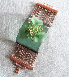 tuccifashiononline-2015-094-bracelet-green-flower+copper-band-pict1369-223x250